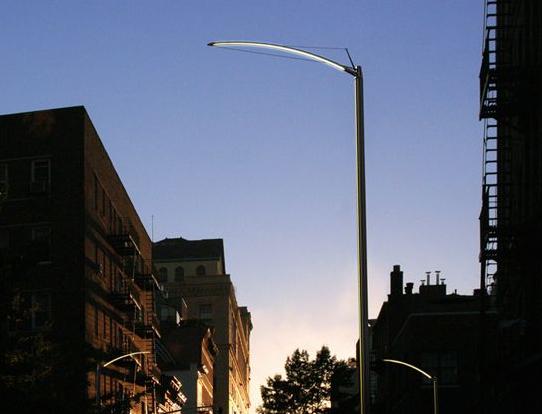 Nyc LED Streetlight